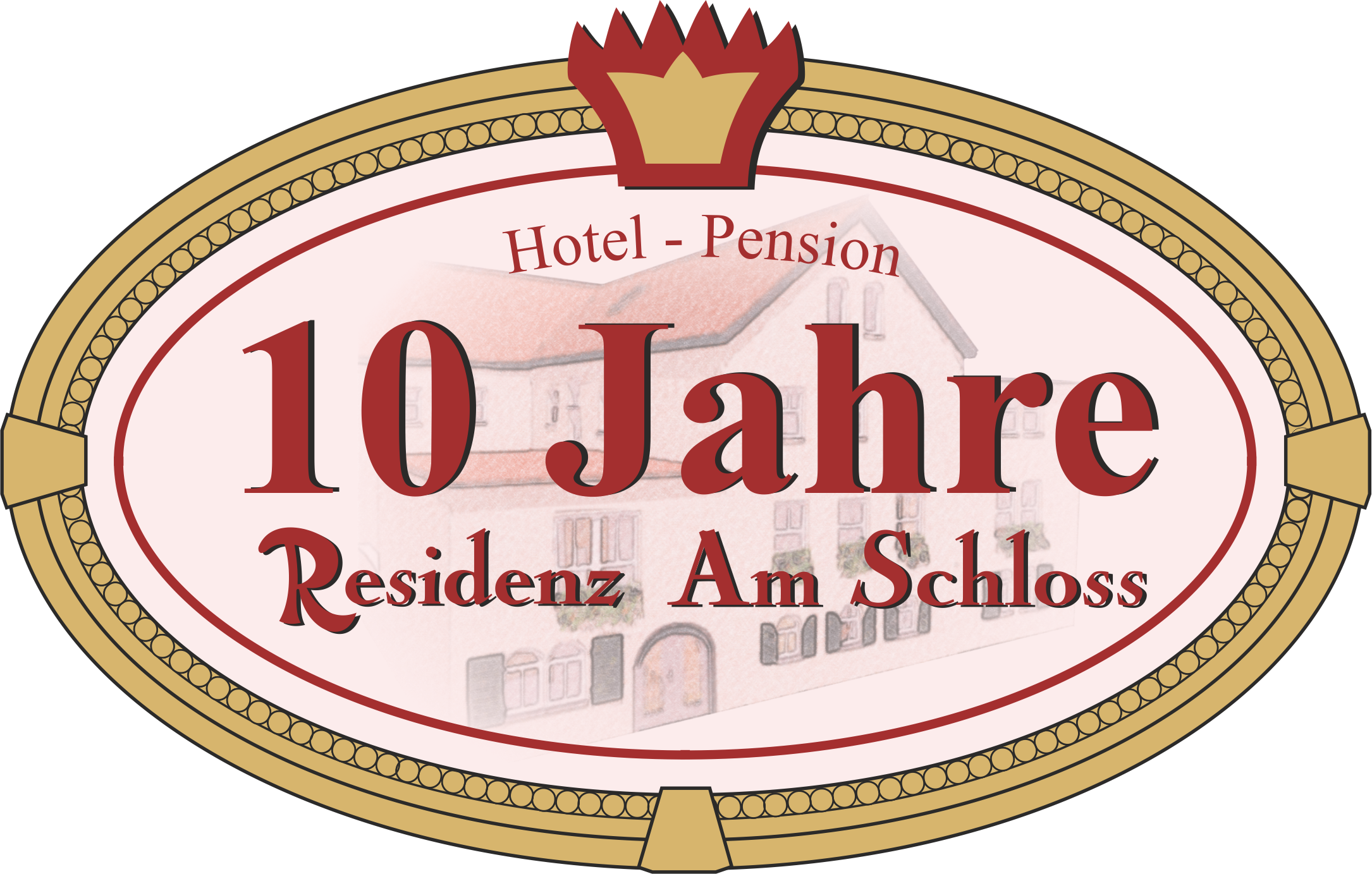 "Hotel - Pension Residenz ""Am Schloss"" Dresden Lockwitz"
